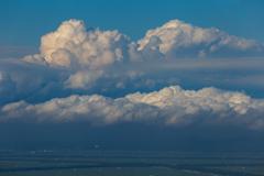 六月の雲 1