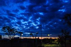 今朝の雲 Ⅰ