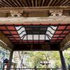日吉神社  舞殿