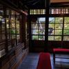 三浦館 ガラス窓