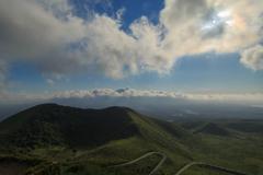 六月の雲 Ⅱ