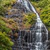 檜山滝全景