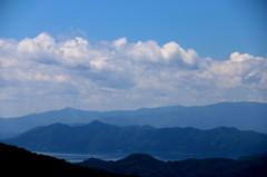 田沢湖の朝