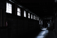 醸造所の通路 Ⅱ