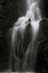 銚子の滝 滾り