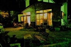 街中の喫茶店