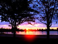 夕陽を見て思うこと
