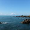 広がる太海の海