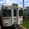 松江温泉行き普通列車