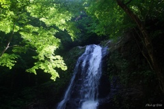 宇津江四十八滝
