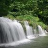 涼をもとめて@宮島峡 二の滝