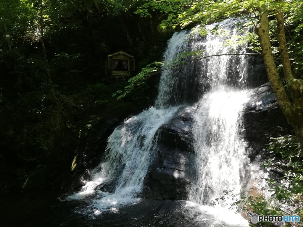 宇津江四八滝