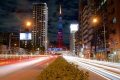 東京タワーもメリークリスマス!