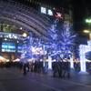 クリスマスの博多シティ①