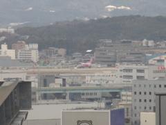 見渡す福岡市内の景色⑦