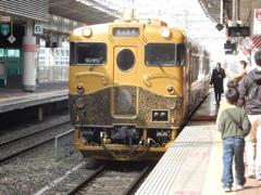 SWEET TRAIN 或る列車 博多駅にて ①