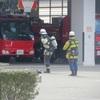 消防隊訓練 ②