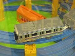 電車のプラレール②