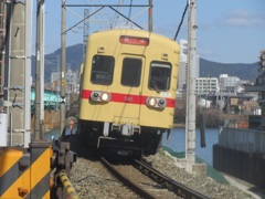 西鉄貝塚線600形 ②
