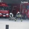 消防隊訓練 ④