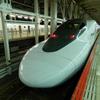博多駅にて 700系新幹線こだま