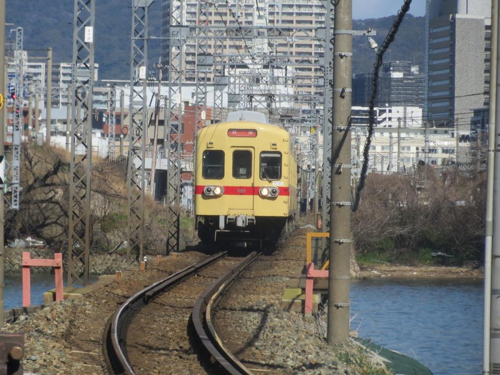 西鉄貝塚線600形 ①