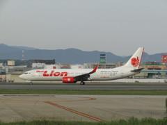 タイライオンエア B737-900ER HS-LTK