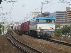 EF81-451貨物