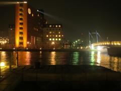 夜の門司港 ①