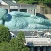 福岡南蔵院の涅槃像