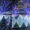 博多シティクリスマスイルミネーション ⑤