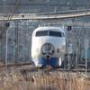 博多南車両基地に保存された0系②