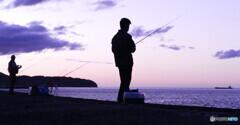 パート3 釣り人