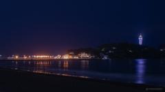 江の島・夜景
