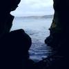 ラホヤの洞窟