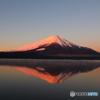 ダブル紅富士【山中湖】