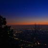 筑波山・夜景の始まり01
