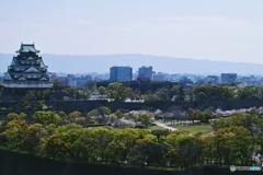 2020春 大阪城俯瞰