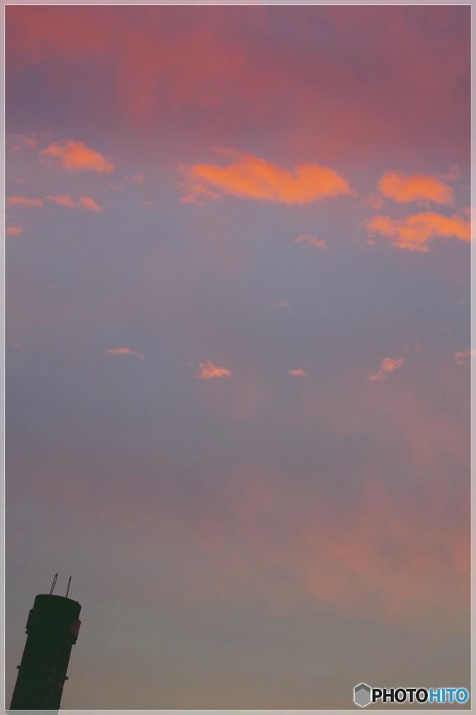煙突とソラ 008