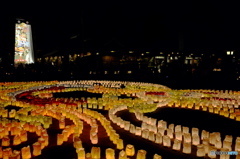 灯明祭り~博多の夜