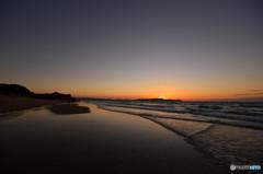 Magic hour ~いつもの浜辺から