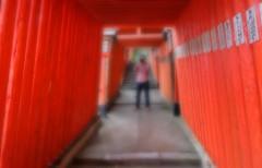 カメラ女子の津和野旅情