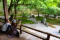 光明禅寺「癒しの空間」