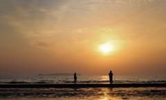 金色物語④ 「思い出の渚」