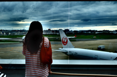 Leaving on a jet plane(悲しみのジェットプレイン)
