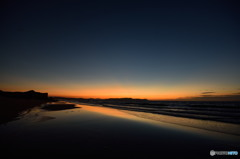 Magic hour ~いつもの浜辺からⅢ