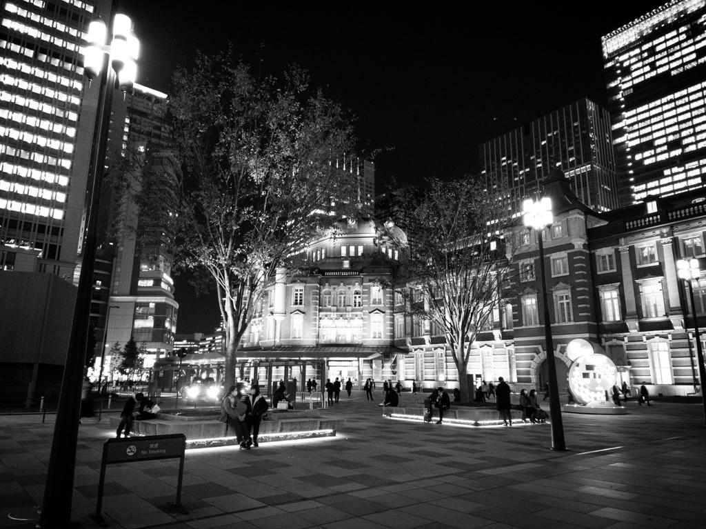 東京駅前いらっしゃい