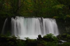 銚子の大滝正面