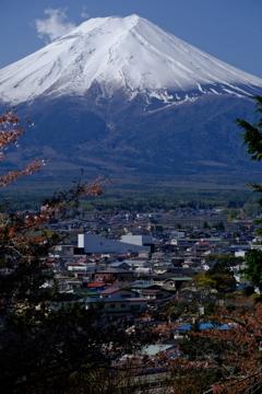富士山麓街