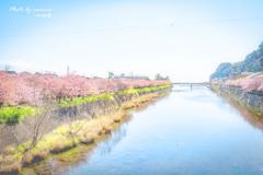 河津 春景色 Ⅱ